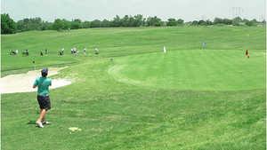 Hidden Creek GC: Practice area