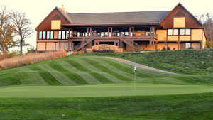 Wolf Creek GC: Clubhouse