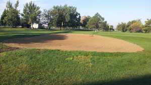 Kuehn Park GC: Practice area
