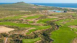 Diamante Cabo San Lucas - El Cardonal: Aerial