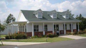 Southaven Golf Center: Clubhouse