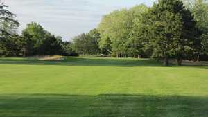 West at Raisin River GC: #7