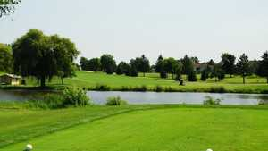 Evergreen GC - South: #1