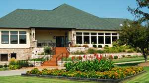 Evergreen GC: clubhouse