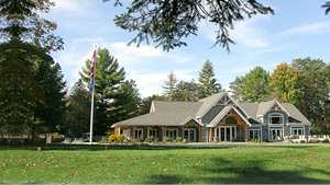 Windermere GCC: The clubhouse