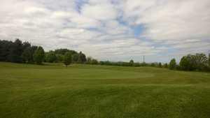 Grangemouth GC: green