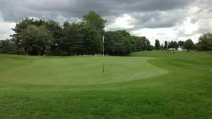 Filton GC: 1st green