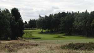 Crosland Heath GC