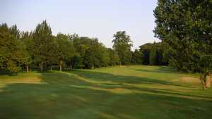 The 4th hole at Woolton Golf Club