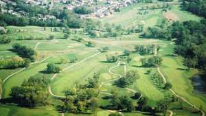 Pipestone GC: Aerial view