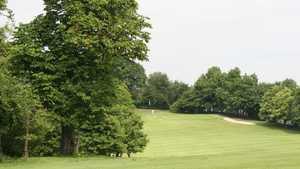 18th holea at Sherdley Park