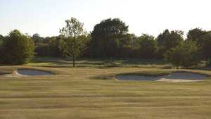 Autumn at Bromley Golf Centre