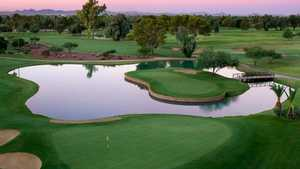Wigwam Resort - Patriot: Island Green