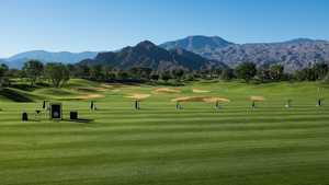 Rancho La Quinta: Driving range