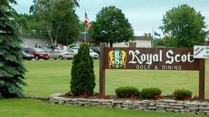Royal Scot GC