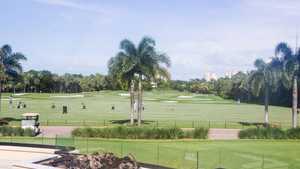 Bonita Bay Club: Driving range
