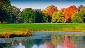 The East at Forest Akers GC: #7