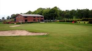 Halfpenny Green - clubhouse