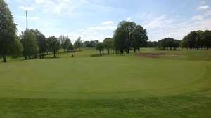 Pleasington GC: #18