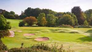 View from Mold Golf Club