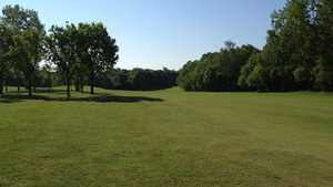 13th fairway at Tinsley GC