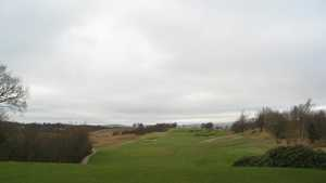 1st hole at Manchester Golf