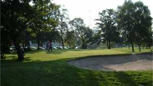 Green at Blackley Golf Club