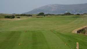1st at Conwy Golf Club