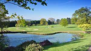 17th at Portal Golf Club