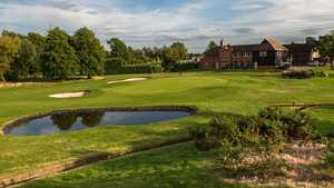 The Eccleston Park Golf Club House