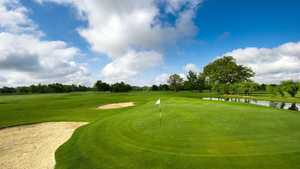 Bunkers and hazards