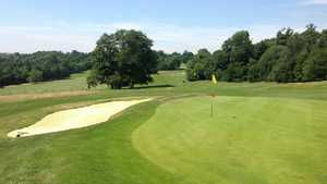 14th and 15th holes at Selsdon Park