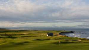 13th & 14th at Crail Golfing Society