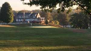 Hillsboro CC: Clubhouse
