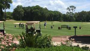 Colleton River Plantation Club: Driving range