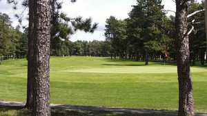 Terrace Bluff GC: #12