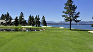 Edgewood Tahoe GC: #18