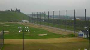 River Park GC: driving range