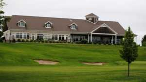 Orchard Hills CC: Clubhouse