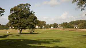 Troon Lochgreen's 11th green