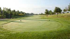 Real Club de Golf El Prat - Blue: #1