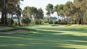 Real Club de Golf El Prat - Pink: #8