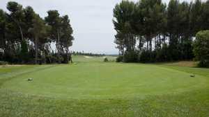 Real Club de Golf El Prat - Yellow: #10