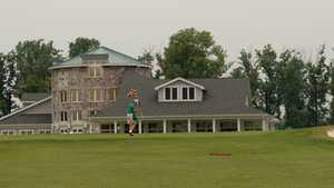 Diamond Ridge GC: Clubhouse