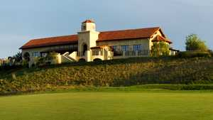 Poppy Ridge GC: Clubhouse