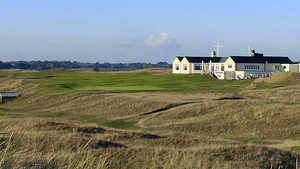 Rye GC: Clubhouse