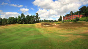 St George's Hill GC - Blue: #9