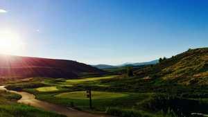 Golf Granby Ranch: #1