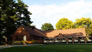 Waveland GC: Clubhouse