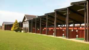 Rutland County GC: Driving range